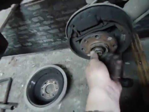 Как легко и быстро заменить подшипник задней ступицы ваз2114