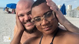 Couples Trip To Florida + Food Tour + Disney World #JenáJohn