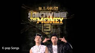 [Audio] B.I (비아이) [Team B] - BE I [Show Me The Money 3 (쇼미더머니3)]