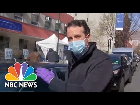 Watch Full Coronavirus Coverage – April 22 | NBC News Now (Live Stream)