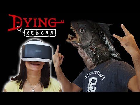 JUEGO DE TERROR EN PLAYSTATION VR   Dying Reborn (Gameplay en Español)