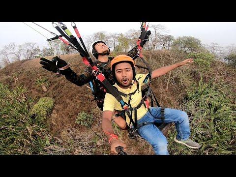 Kokrajhar Paragliding Crash