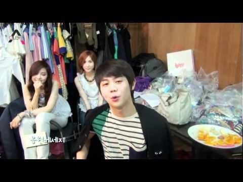 A-Pink HUSH MV Making Scene 2