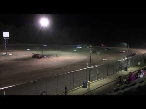 Butler Motor Speedway FWD Feature 6/11/16