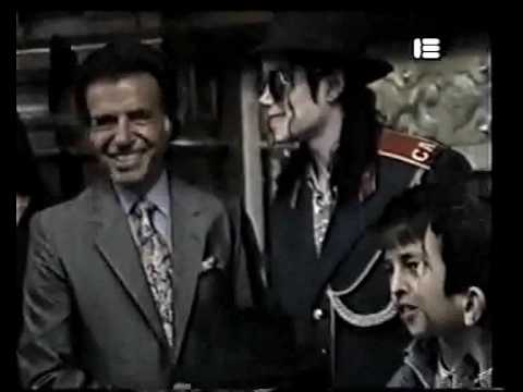 Michael Jackson in Buenos Aires 1993
