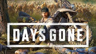 DAYS GONE Walkthrough // NEW SURVIVAL ACTION ZOMBIE GAME // PS4 exclusive // Live Stream Gameplay