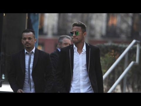 Neymar investigated in Brazil over fraud allegations