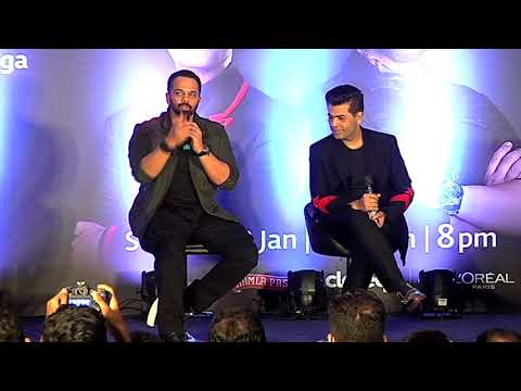 UNCUT | Full Press Conference | India's Next Superstars | Rohit Shetty | Karan Johar