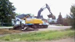 On a Crash Course - Construction Life Music Remix