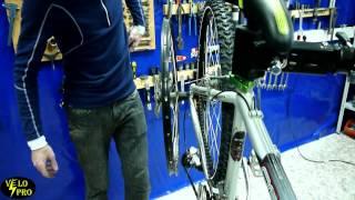 Как самостоятельно поправить петух на велосипеде(это дополнение к нашему видео о настройке заднего переключателя. оно тут: http://youtu.be/hEa1kN_mRGo., 2015-03-14T21:39:36.000Z)