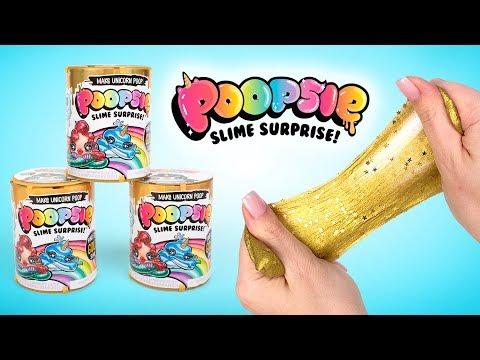 Agrega magia a tus nuevos slime de Poopsie Slime Surprise