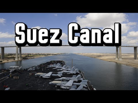 Last Minute Travel: The Suez Canal as a Modern Marvel - Othe