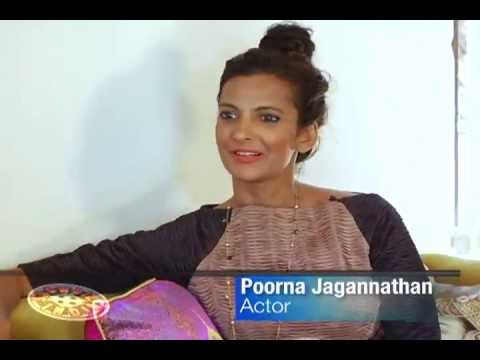 Poorna Jagannathan sits down for a oneonone  with Reshma Dordi on biz India TV