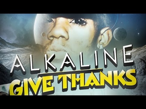 Alkaline - Give Thanks - October 2014