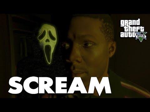 GTA 5 ONLINE - SCREAM PART 2 ( GTA 5 SKIT)