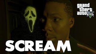 GTA 5 ONLINE - SCREAM PART 2