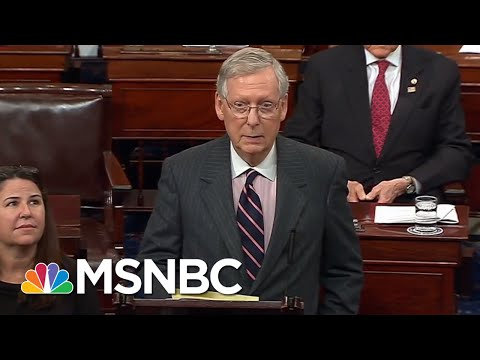 Seator Elizabeth Warren Hits Back At John F. Kelly Insult | All In | MSNBC
