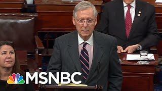 Seator Elizabeth Warren Hits Back At John F. Kelly Insult | All In | MSNBC