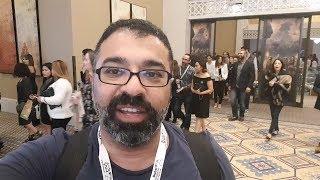 الفلوج الثالث من تغطية مهرجان دبي السينمائي ٢٠١٧ | Vlog | فيلم جامد