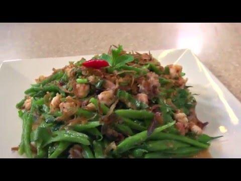 Uyen Thy's Cooking Express - Goi Dau Que