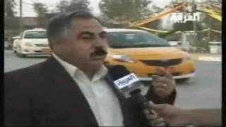 حوادث سيارت بسبب مرشحات عراقيات جميلات