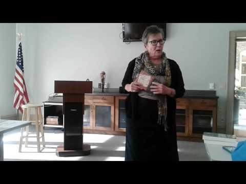 Brown Bag Lunch with Marian Jensen: Mining City Mysteries