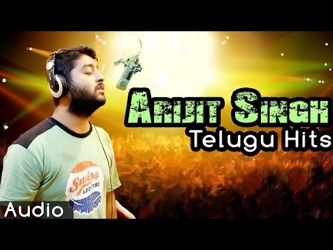 Arijit Singh (Singer) Telugu Hit Songs || jukebox