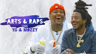YG and Mozzy Explain What It Means To \\x22Toot It and Boot It\\x22 I Arts \u0026 Raps | All Def Music