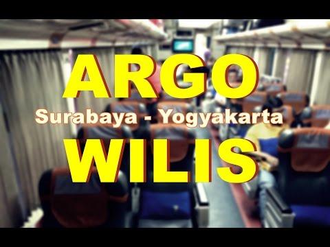 Trip Report : From Surabaya To Yogyakarta By Train - Naik Kereta Api Argo Wilis