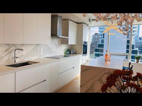 Моя Квартира  В Торонто. Современные материалы и тренды в дизайне помещений.