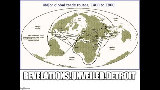 The SLAVE Trade Pt  2. The JUDEAN DIASPORA & Migration.  70 A.D. - 5th Century