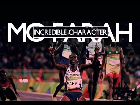 Mo Farah - INCREDIBLE CHARACTER ☆ MOTIVATION ☆ HD