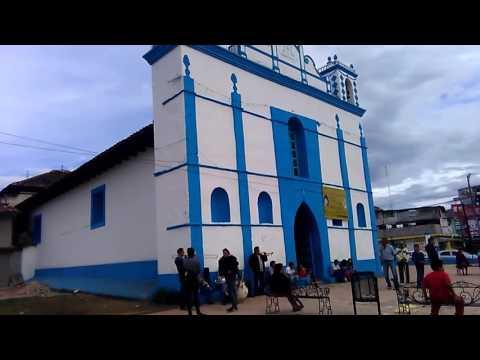 Visita de San Diego de Alcalá a San Antonio de Padua
