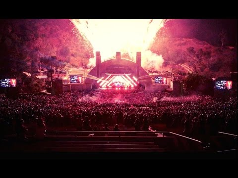 Kygo - Fiction Live @Hollywood Bowl 2016
