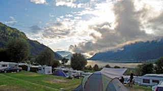Reisebericht Terrassencamping Ossiachersee (Kärnten) August 2014