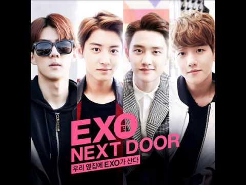 EXO - 백현 BAEKHYUN  : 두근거려 ''Beautiful'' (OST TRACK- Exo Next Door)