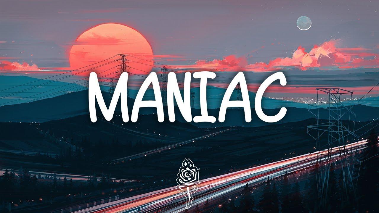 Conan Gray - Maniac (Lyrics)