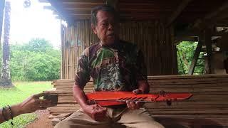 Dendang kecapi dari Daeng Ramli Maros Sulawesi Selatan