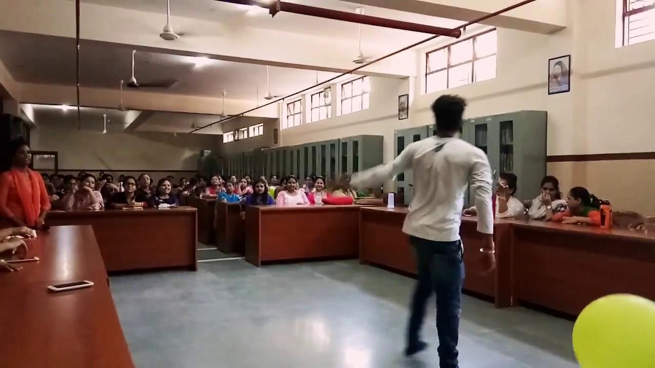 Meri Wali Ding Dong karti hai performed by XclusivE Surya ...