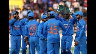 India vs. New Zealand 5th ODI Live Scores