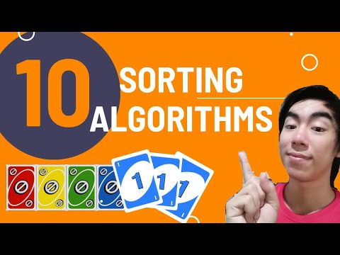 10 WAYS TO SORT THINGS THAT YOU MUST KNOW!!