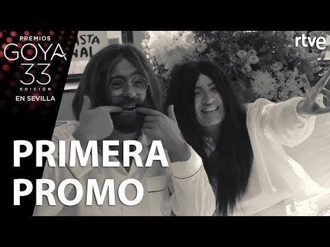 """Buenafuente y Abril avisan a los """"preofendidos"""" en el primer spot de los Goya"""