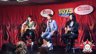 "Hot Chelle Rae - ""Teenage Dream"" - LIVE in the Direct Auto Insurance Garage"