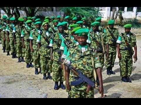 Download Abasirikare b'Abarundi bari muri Somalia bari baheraniwe bagiye kuronswa imishahara y'amezi atandatu