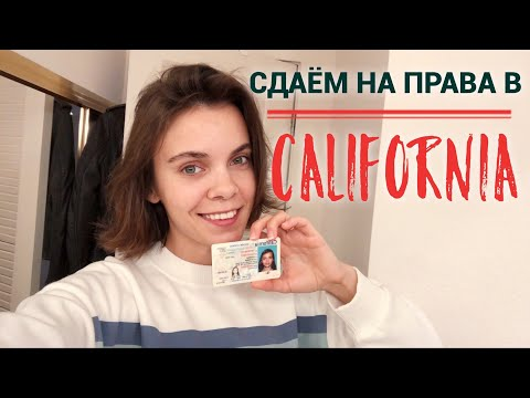 Как сдать на права в Калифорнии   экзамен на русском, советы, разбор ошибок