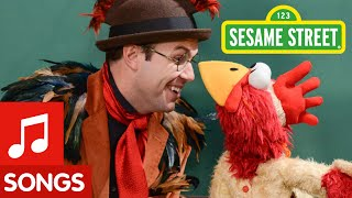 Sesame Street: Elmo Learns to Stand in Line