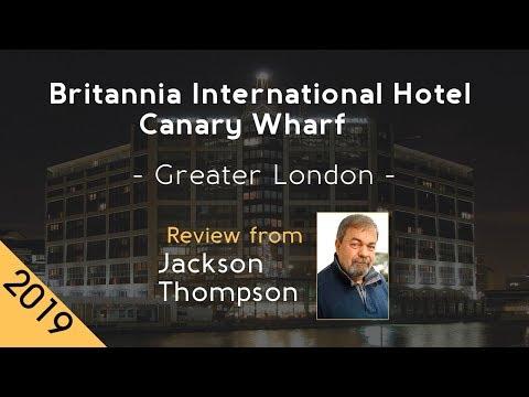 Britannia International Hotel Canary Wharf 4⋆ Review 2019
