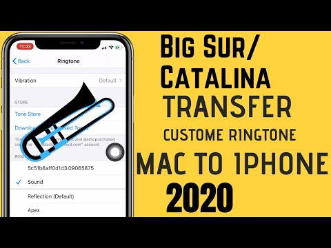 How To Make & Transfer Custom Ringtones From MacOS Catalina To Iphone And IPad Without ITunes