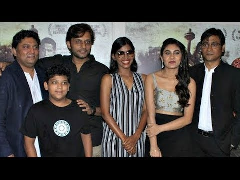 Sameer Movie  Launch  Mohammed Zeeshan Ayyub, Anjali Patil, Subrat Dutta