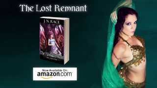 Book Trailer for The Lost Remnant